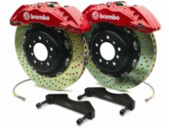Tundra brake kits and pads