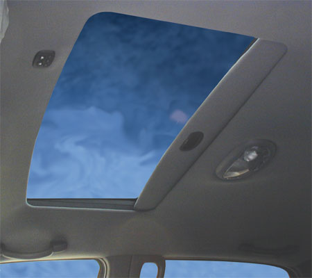 After market sunroof from Webasto