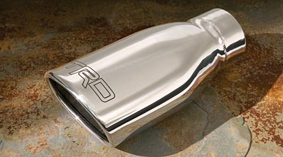 Toyota Tundra TRD Dual Exhaust Tip