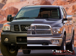 The new Nissan Ram!