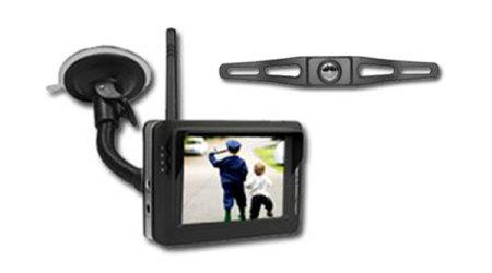 Autero Wireless Backup Camera