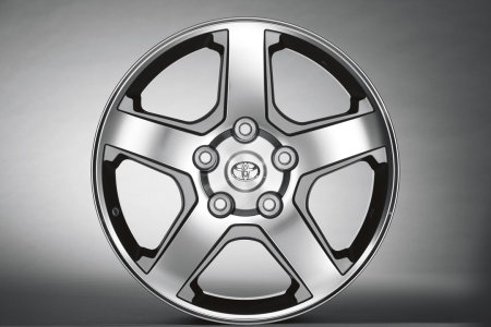 New 20 inch rims for the 2009 and 2010 Toyota Tundra.