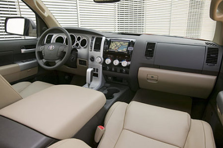Keep your Tundra leather interior looking new.