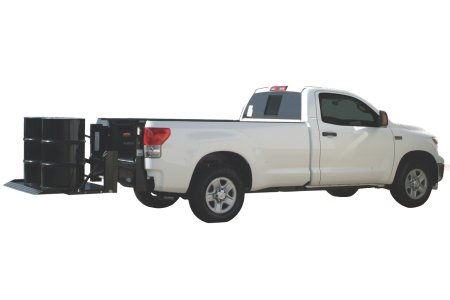 A Tundra with a lift gate saves a lot of effort.