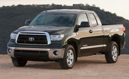 Car and Driver reviews the 2010 Tundra 4.6L V8
