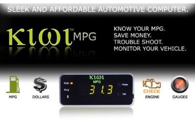 Kiwi's little MPG gas saver