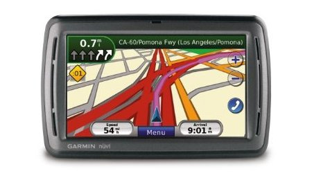 Garmin's nuvi 885 is a great example of the top-of-the line in portable GPS units.