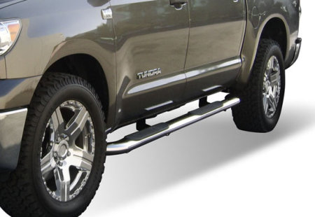 2012 Cyber Monday Truck Owners Gift Ideas - Westin-Platinum-Oval-Steps