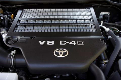 4.5L Toyota Diesel