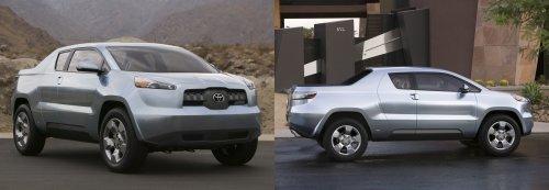 Toyota Scion hybrid compact=