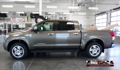 2010 Tundra TRD brakes supercharger Magnaflow exhaust
