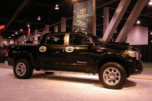 Toyota's SEMA Brooks and Dunn truck concept