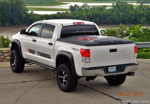 RBP accessories - wheels, step bars, exhaust tips, and more
