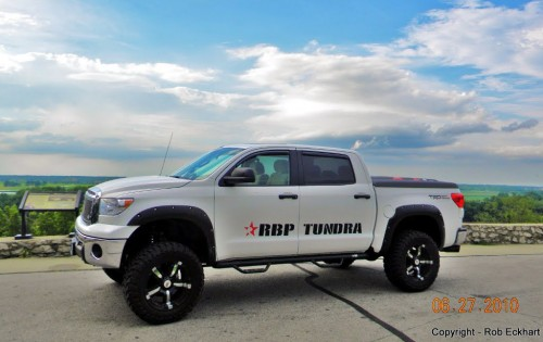 Side view of RBP Tundra Crew