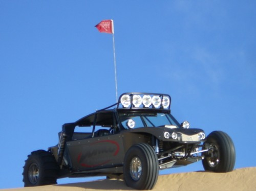 Marshall Motoarts Sand Car