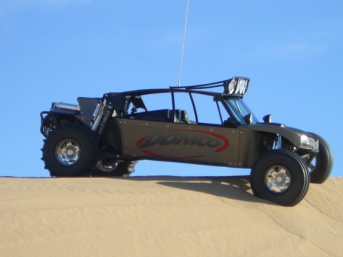 Marshall Sand Car side view