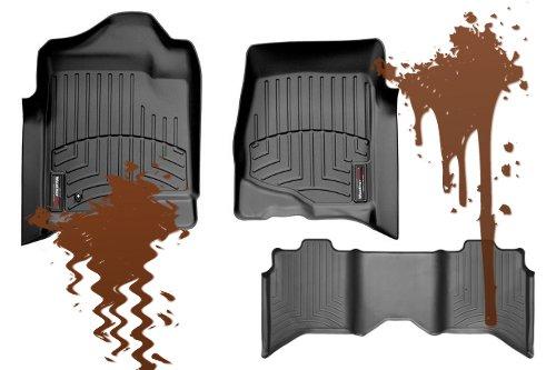 WeatherTech Extreme Toyota Tundra Floor Mats