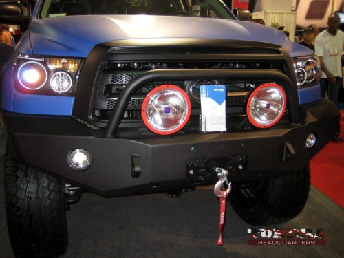 Expedition One Tundra Winch Bumper