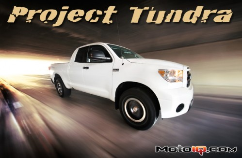 The MotoIQ Project Tundra