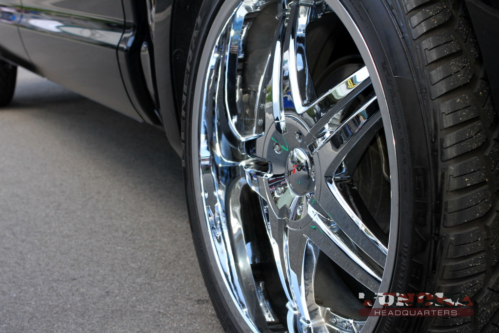 Toyota Tundra 24 inch Rims
