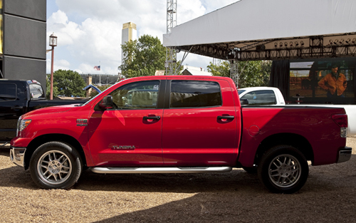 2012 Toyota Tundra T-Force 2.0 Texas Edition