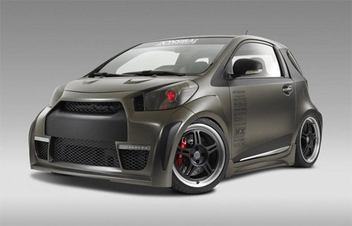 SEMA 2011 - Scion Tuner Challenge iQ by Jon Sibal