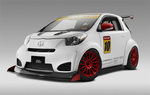 SEMA 2011 - Scion Tuner Challenge iQ by Michael Chang