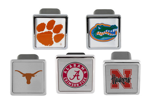 2012 Cyber Monday Truck Owners Gift Ideas - Pilot College Logo Hitch Cover