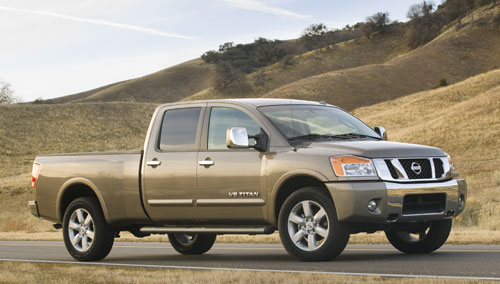 New Nissan Titan Delayed