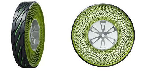 Bridgestone Airless Eco-Tire