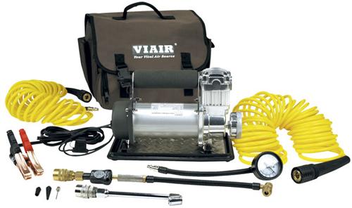 VIAIR Portable Air Compressor Overview