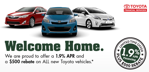Toyota Financing Deals >> Toyota Offers Special Military Financing Discount Tundra