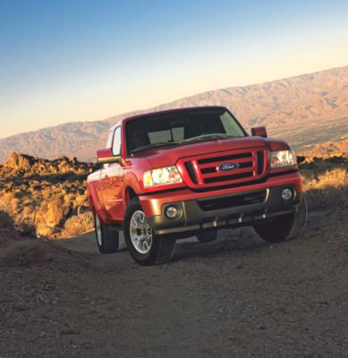 Ford Ranger discontinued