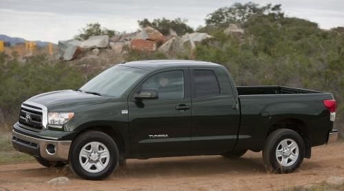 J.D Power Calls Tundra One Dependable Truck
