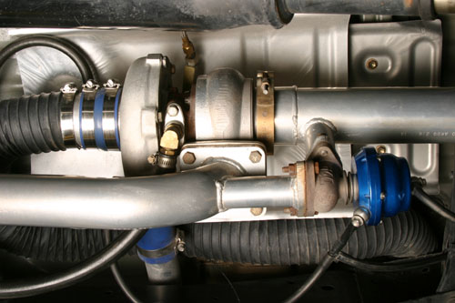 Universal Truck Turbocharger Kit