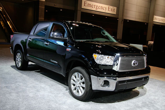 2014 Tundra Rumor - No Major Exterior Changes?