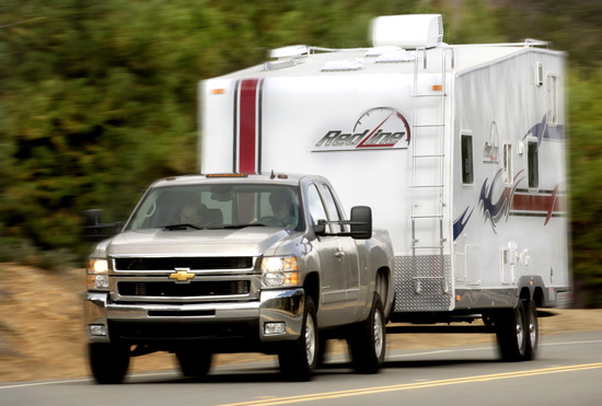 GM Reneges on Towing Numbers