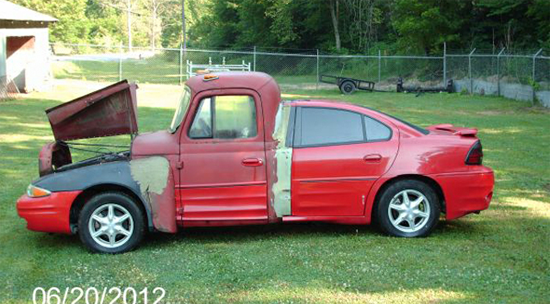 It's a Car, It's a Truck, It's a What the Heck is That?