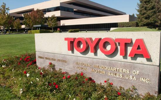 Toyota June 2012 Sales