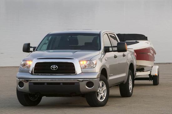Toyota Tundra  2012 SEMA Show Preview