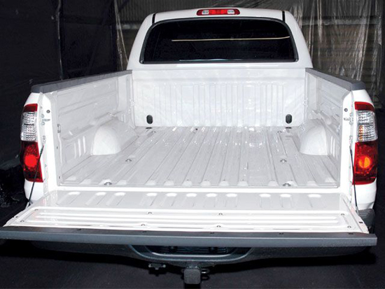 Toyota Tundra Truck Bed Floor Rust / Corrosion - TSB