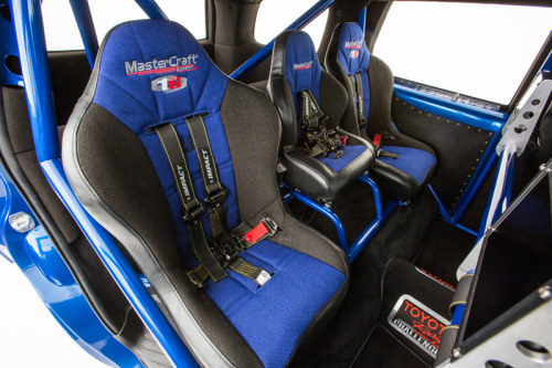 DragQuoia - Toyota Sequoia Dragster - Seats