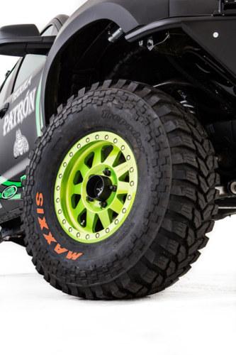 Toyota Racing Dream Build - DeJoria Toyota Tundra - Tires