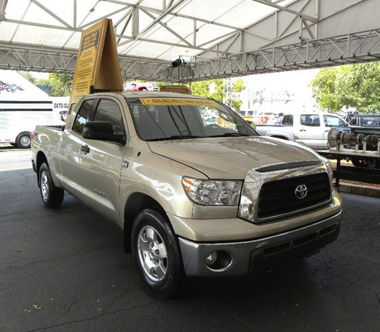 2007 Toyota Tundra with 666,803 Miles on It