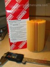 Tundra oil filter 5.7 4.6