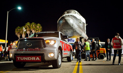 Is Tundra Towing Shuttle Un-American?