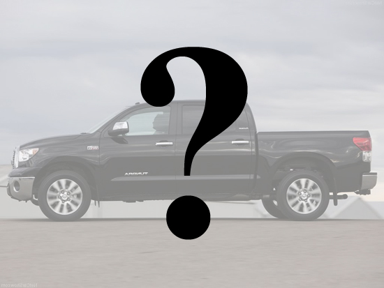 2014 Toyota Tundra to Debut