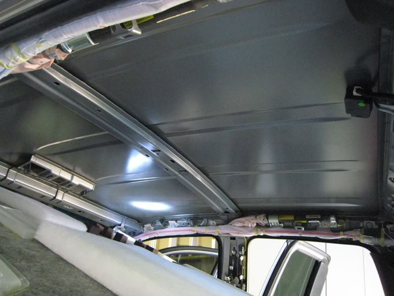 How to Remove a Tundra Headliner