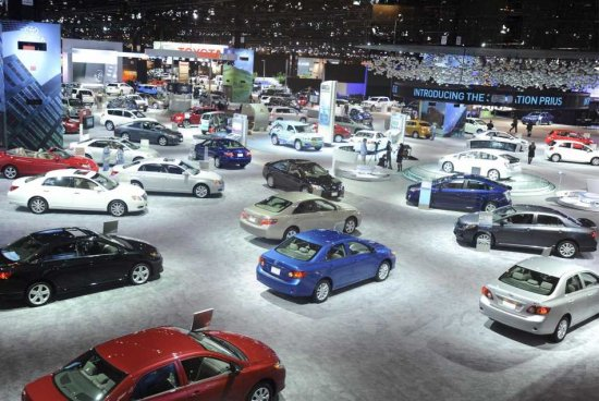 Toyota Highlights Made In America at Chicago