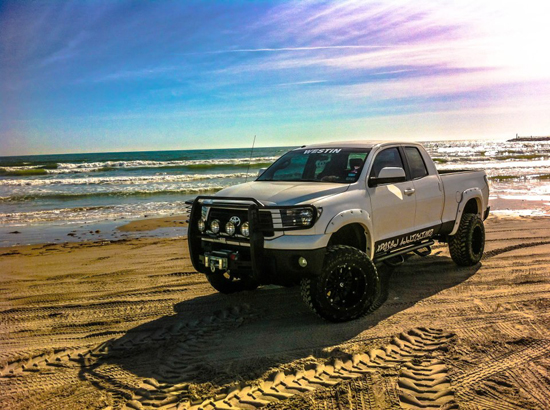 Project Great White - Featured Truck